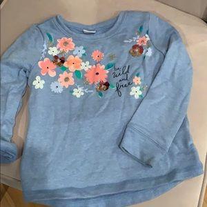 Gymboree Lightweight Sweatshirt